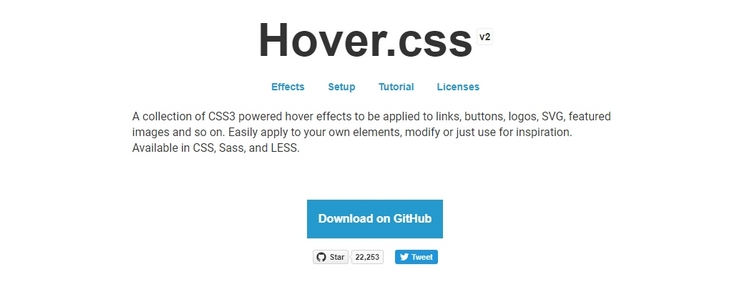 hovercss
